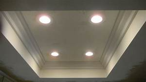 Ceiling lights design led can in recessed