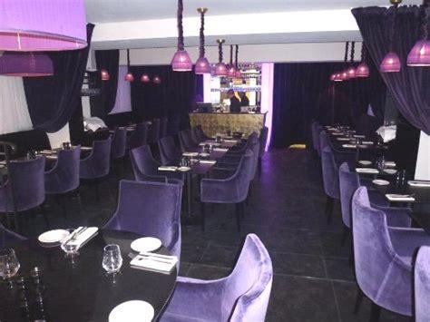 cuisine couleur prune le confidentiel un joli restaurant halal aux chs elysées