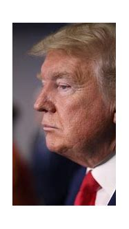 side face of donald trump in blur background hd ...
