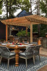 38, Absolutely, Fantastic, Outdoor, Kitchen, Ideas, For, Dining, Al, Fresco