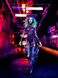 Disco Fashion Photography