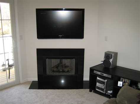 woodbury ct mount tv above fireplace home theater