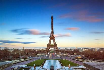 Eiffel Tower France Paris Moroccans Immigrant Nearly