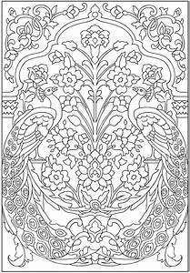 peacock coloring page - peacock coloring pages to download and print for free