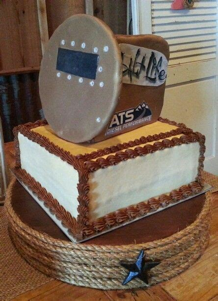 grooms cake pipeline welder sugar britches cake shop