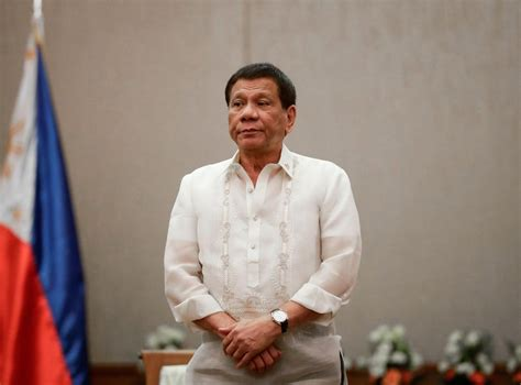 Rodrigo duterte, filipino politician who was elected president of the philippines in 2016. Rodrigo Duterte instructs Philippines army to shoot him if he ever becomes dictator | The ...