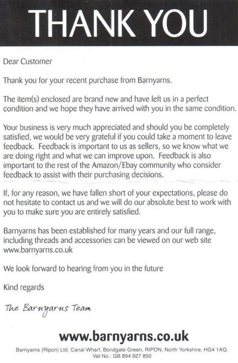 satisfactory letter  client