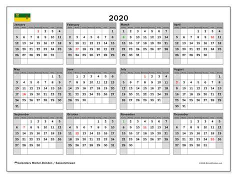 calendar saskatchewan canada michel zbinden en