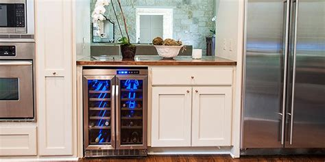 Best Cabinet Wine Cooler by Best Wine Cooler Brands On The Market Of 2019