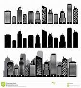 Black And White Apartment Building Clip Art Building black and white      Construction House Clip Art Black And White
