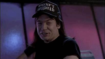 Wayne Garth Party Excellent Waynes Shwing Meaning