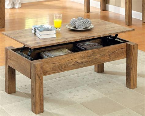 canapé modulaire la table basse relevable pour votre salon fonctionnel