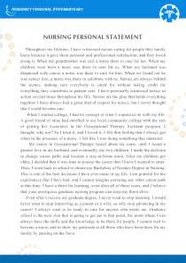 personal statement exles for personal statement to graduate school sle