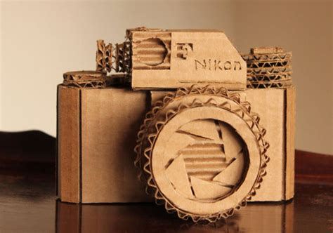 creative   diy cardboard projects
