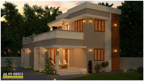 home interior design low budget small budget house plan in kerala