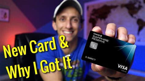 Check spelling or type a new query. Chase Sapphire Reserve Unboxing & Why I Decided On This Credit Card - YouTube