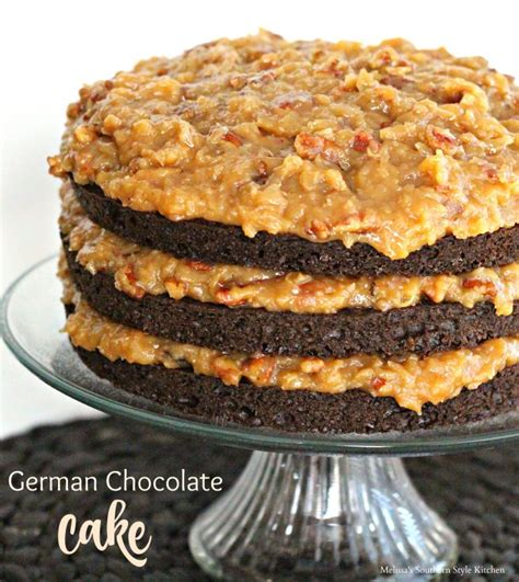 coconut pecan icing  german chocolate cake