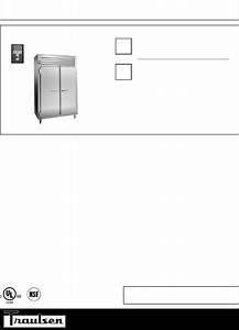 Traulsen Refrigerator Rht232nput