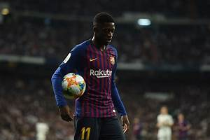 LaLiga: Why Barcelona are angry with Dembele over latest ...