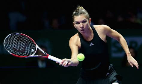 Serena Williams beats Simona Halep 6-1, 4-6, 6-4! | The Guardian