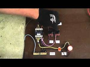 Relay - Contactor With Push Button On Off Control