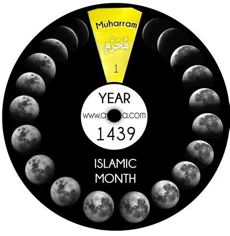 Months in Islam Free Printable Bundle | AYEINA
