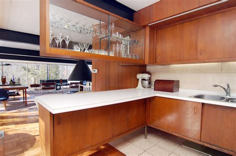 Century Kitchen Cabinets by Mid Century Kitchen Cabinets Kitchen Midcentury With