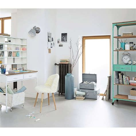 chaise metal maison du monde 87 best images about bureau on chair most beautiful and tables