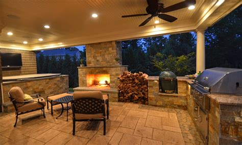 outdoor living spaces design landscaping nj sponzilli