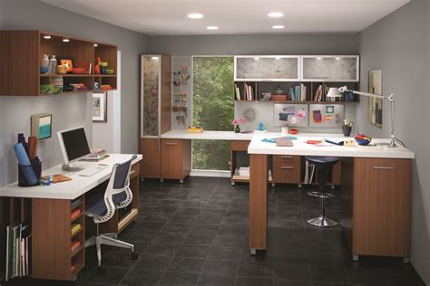 Portland Closet Company  Custom Home Offices And Craft Rooms
