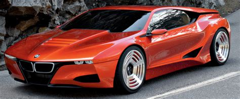Bmw Plans New M1 Supercar For 2016 With 600 Horsepower—and