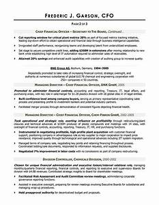 resume writer for cfos executive resume writer atlanta With best cfo resumes
