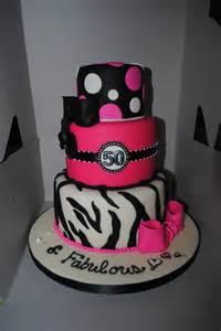 50 and Fabulous Cake Ideas
