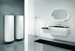 emejing meuble salle de bain design contemporain images With salle de bain design contemporain