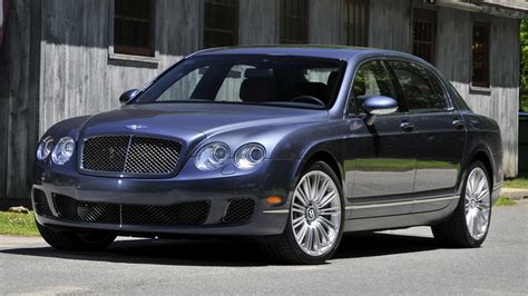 Bentley Continental Flying Spur Speed (2008) Us Wallpapers