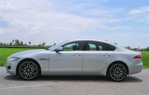 Jaguar Xf Length by Jaguar Xf In Keeping With Prestige New Straits Times