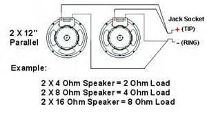impedance speaker cabinet wiring 300guitars