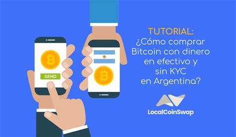 Cuando compra los bitcoins, debe guardarlos de forma segura en la billetera. Cómo comprar Bitcoins con dinero en efectivo en Argentina