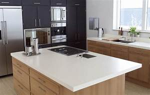 Plan De Travail Ilot : cuisine plan de travail en lot de cuisine classique ~ Premium-room.com Idées de Décoration
