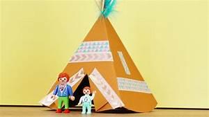 Playmobil Familie Vogel Bekommt Ein Tippi Indiander Zelt