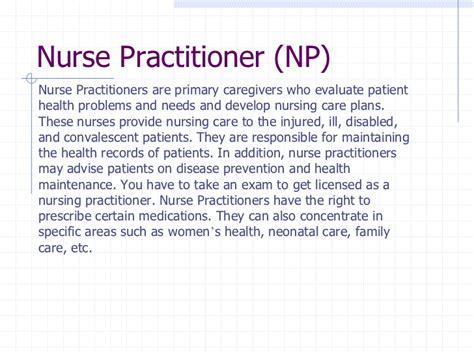 Neonatal Description And Duties by Description