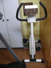 gebrauchte ergometer sport fitness sportartikel