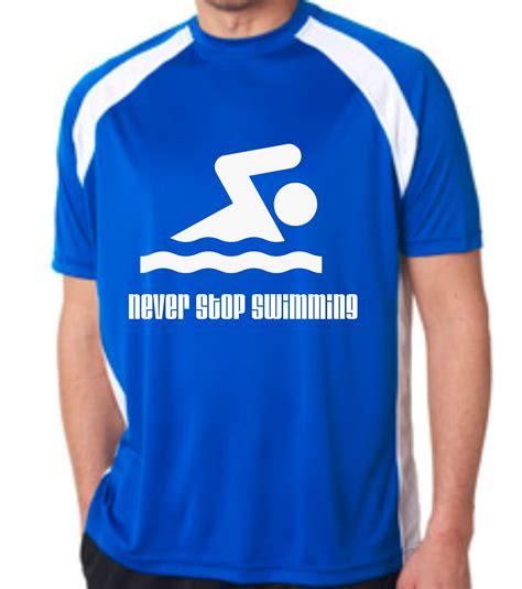 swimming t shirt designs swim shirt custom orders at ambro manufacturing
