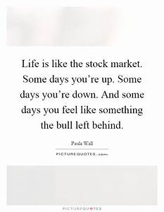 Life is like th... Upmarket Quotes
