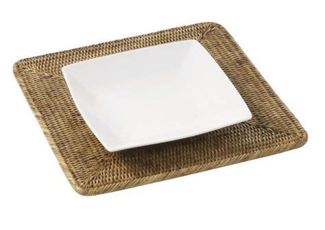 au bouchon d 233 tain set de table carr 233 ovale rectangle