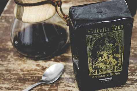 Another bold and creative coffee from death wish coffee with excellent reviews. Valhalla Java Ground Coffee by Death Wish Coffee Company, Organic & Fair Trade (12-Ounce Bag ...