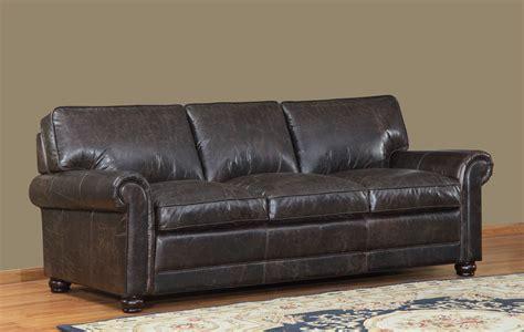 brompton leather sofa genesis brompton chocolate leather sofa from lazzaro wh 1813