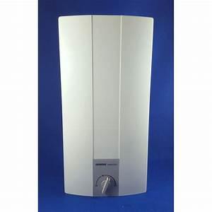 Durchlauferhitzer 21 Kw Elektronisch : siemens electronic de20024 elektronisch geregelter durchlauferhitzer 24kw 400v porsch ~ Buech-reservation.com Haus und Dekorationen