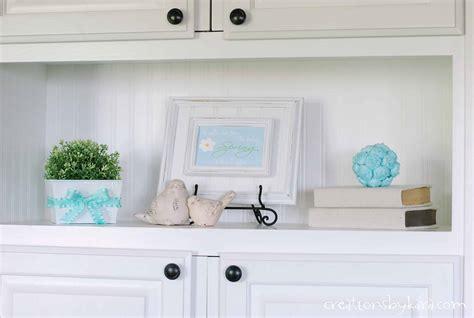 decor shelf spring bookcase shelf decor