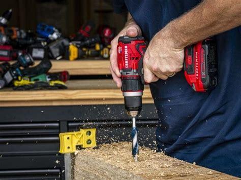 craftsman  brushless hammer drill cmcd review ptr